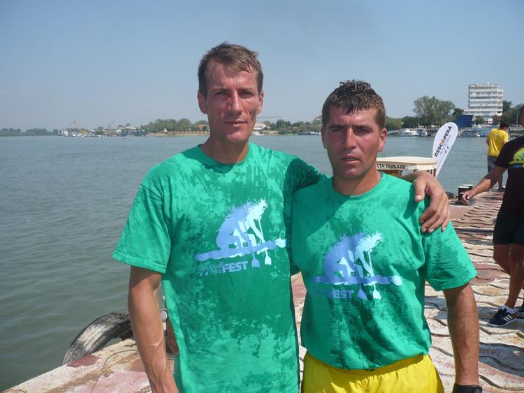"""Echipajul din Sulina a câştigat, pentru al doilea an consecutiv, marele trofeu al competiţiei pescăreşti """"Ivan Patzaichin"""""""