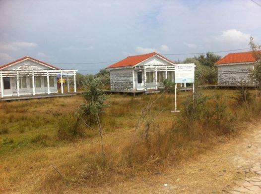 Plaja de la Sulina: ponosită, dărăpănată şi în continuare sub infringementul Comisiei Europene