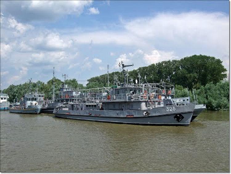 Ziua Marinei, sărbătorită cu onor în mai multe localităţi, de la Tulcea şi până la Sulina