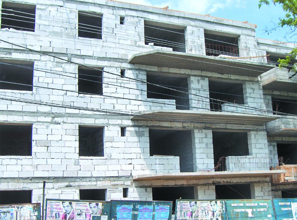 ANL pregăteşte terenul pentru construireaunor noi unităţi locative pe strada 1848
