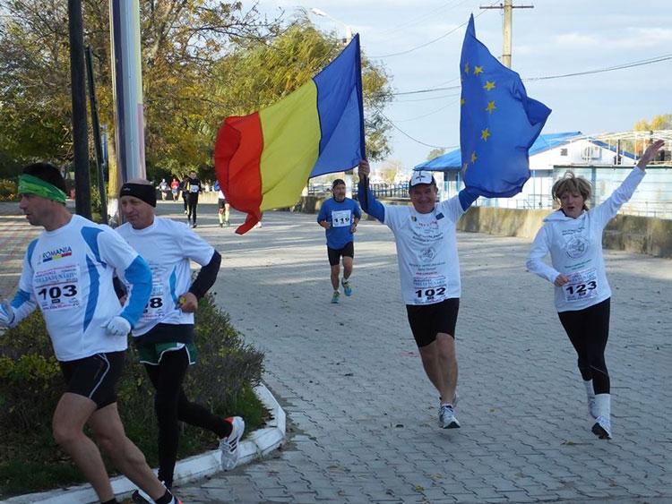 """Semimaratonul """"Porţile Deltei"""", aproape de start"""