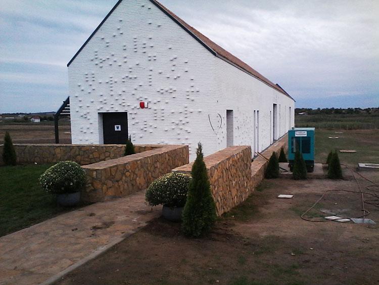 Centrul Internaţional de Studii Avansate, inaugurat la Murighiol