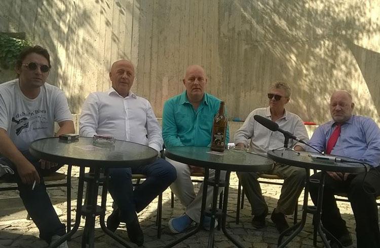 Festivalu' şi dichisu', în EXIL la Tulcea