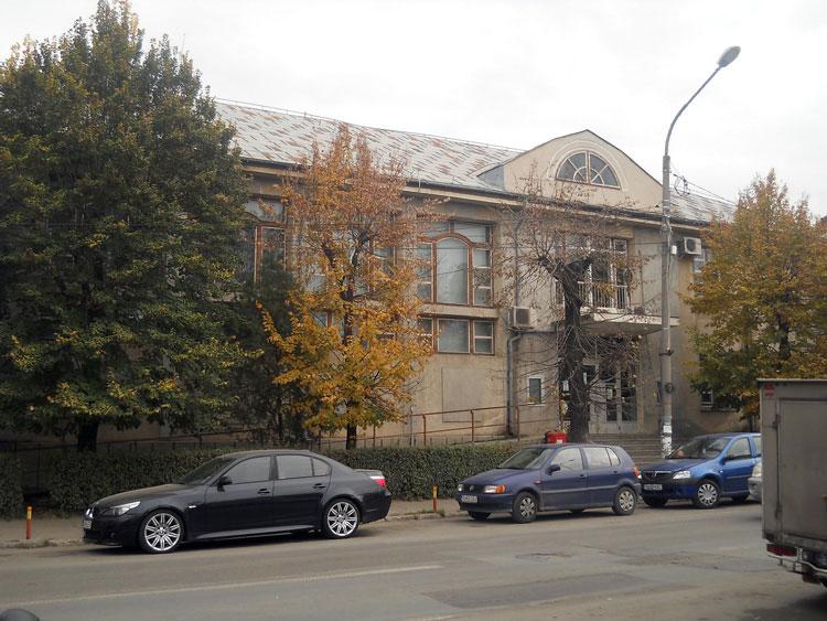 Fostul sediu al Tribunalului Tulcea trece în administrarea municipalităţii