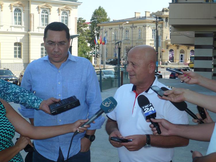 Preşedintele Horia Teodorescu a obţinut dispensa pentru Delta Dunării