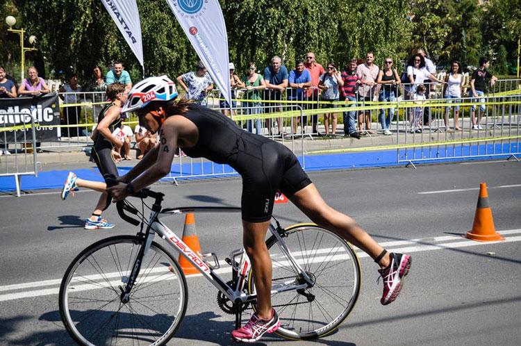 Sportivii de la Aqua Vita din Tulcea, la Triathlon Challenge de la Mamaia