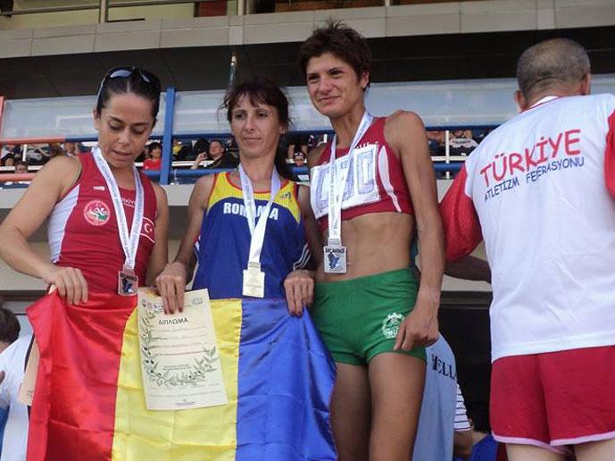 Tulceanca Nicoleta Ciortan, dublă medaliată cu aur la Balcaniada din Grecia