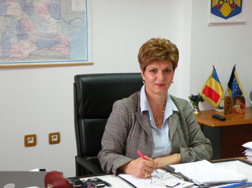 Elena Chichi este noul şef de la  Finanţele Publice Tulcea