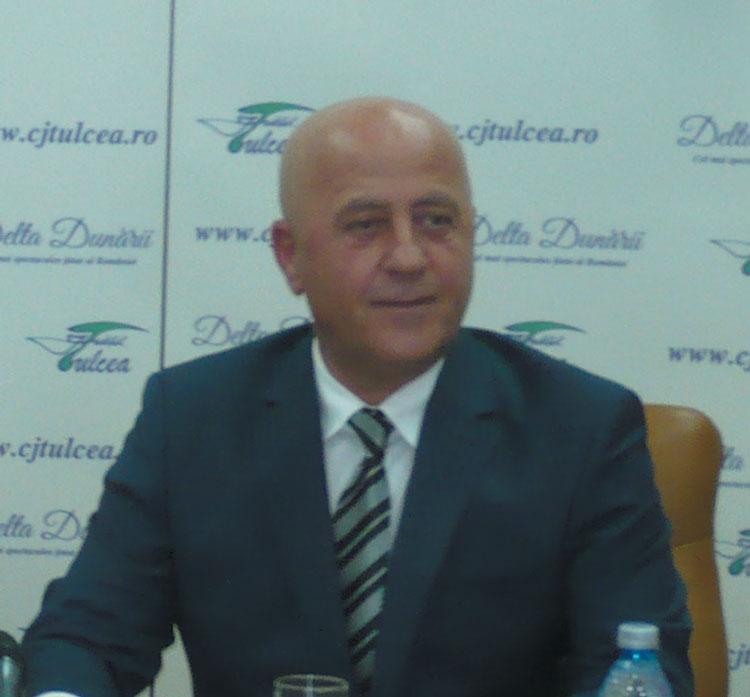 Horia Teodorescu, reales în funcţia de preşedinte al PSD Tulcea