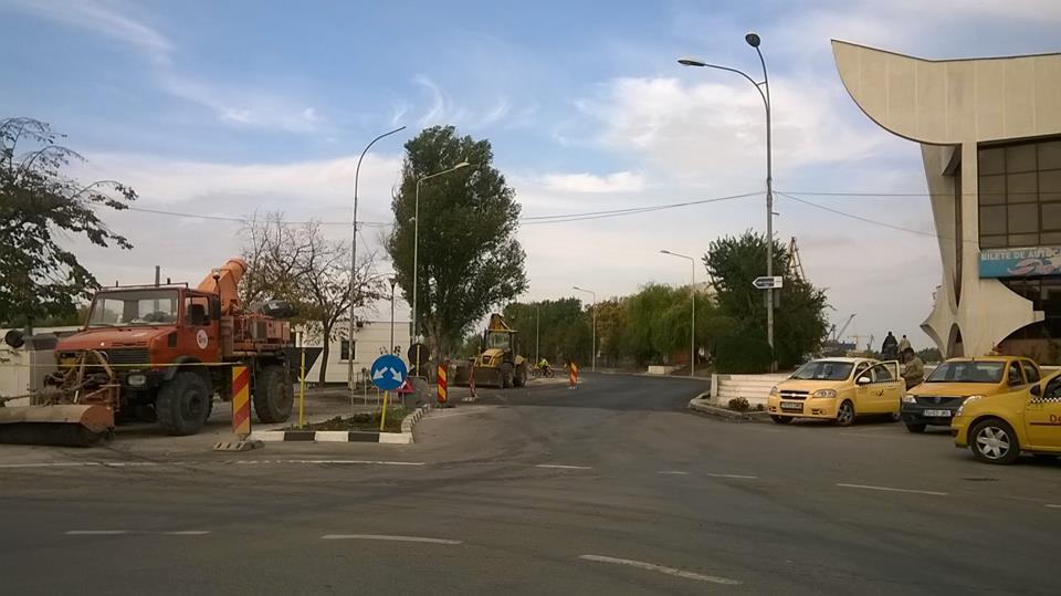 Asfaltare – fulger pe Dumitru Ivanov, strada Isaccei va fi gata peste două săptămâni