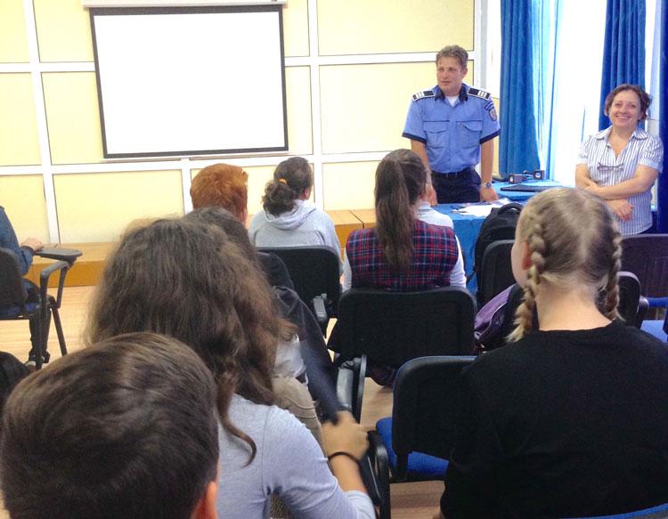 Eveniment la Casa Avramide: IPJ Tulcea organizează Ziua Filmului Preventiv