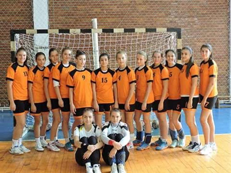 Handbal: Victorie pentru junioarele de la Tulcea pe propriul teren