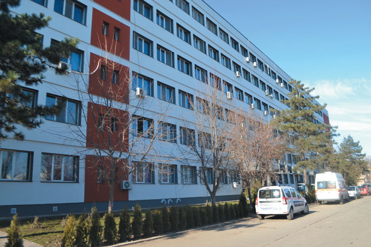 Lefurile angajaţilor de la SJU rămân sub nivelul celorlalte spitale din ţară