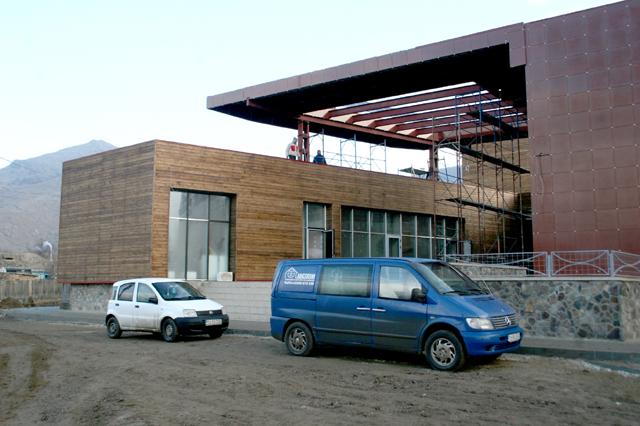 Se inaugurează Centrul de informare turistică de la Greci