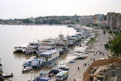 Semnarea contractului de finanţare pentru modernizarea Portului Tulcea, frânată la Ministerul Finanţelor