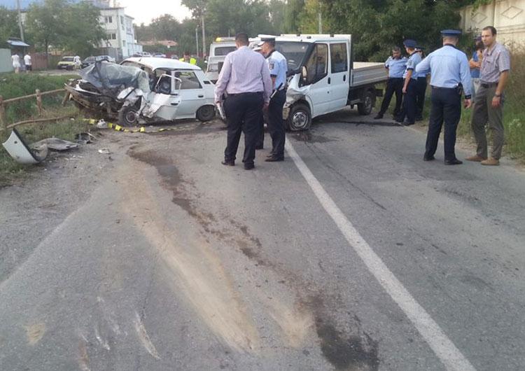 Şoferul care a fugit acasă după ce a provocat un accident teribil a fost arestat