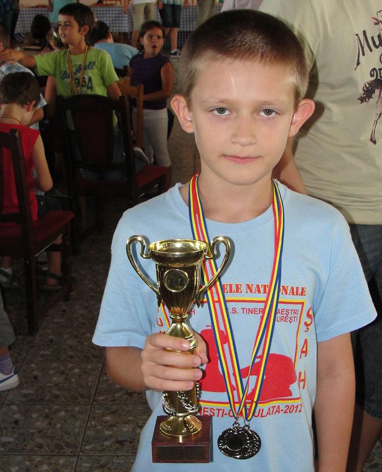 Tulceanul Laurenţiu Sarighioleanu participă la Campionatul Mondial de Şah din Grecia