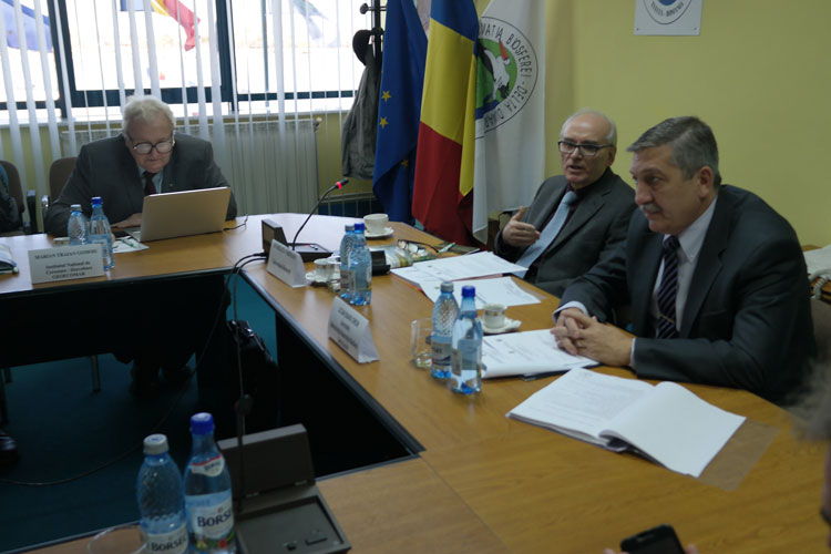 Prima şedinţă a Consiliului Ştiinţific al ARBDD în noua sa componenţă