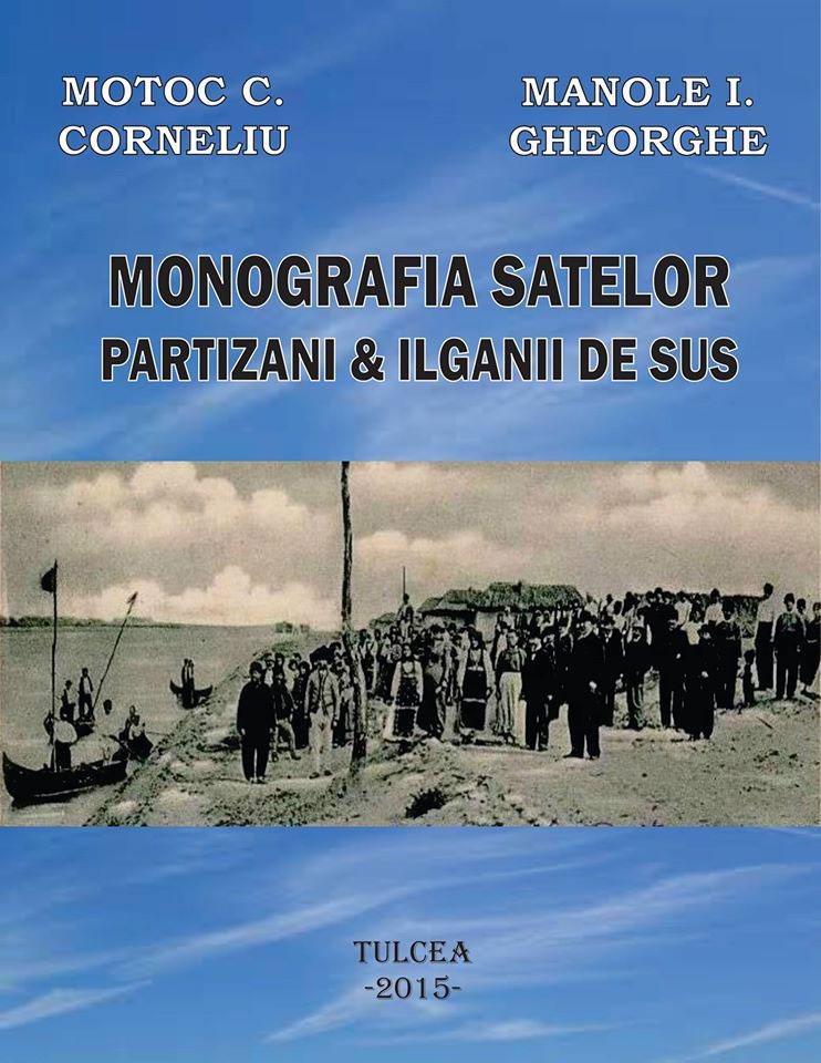 Monografia satelor Partizani şi Ilganii de Sus, lansată duminică
