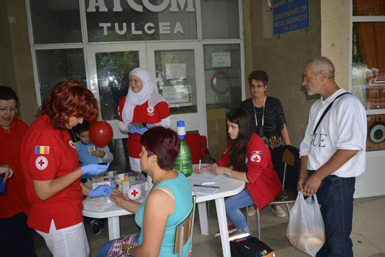 Testarea glicemiei, gratuită pentru tulceni de Ziua Internaţională de Luptă Împotriva Diabetului