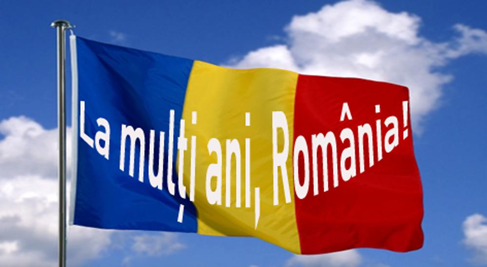 Ziua Naţională a României, sărbătorită la Tulcea în Piaţa Civică