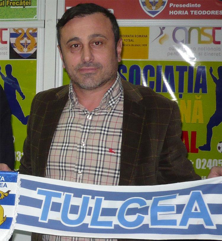 Cristi Munteanu este noul preşedinte al FC Delta Dobrogea