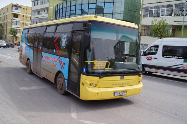 În prima zi din 2016, autobuzele STP vor intra pe trasee după ora 13.30