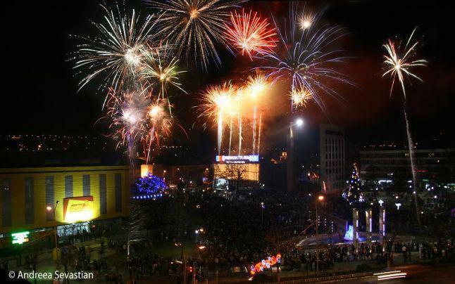 Măsuri sporite de securitate, luate de primărie pentru focul de artificii de Revelion