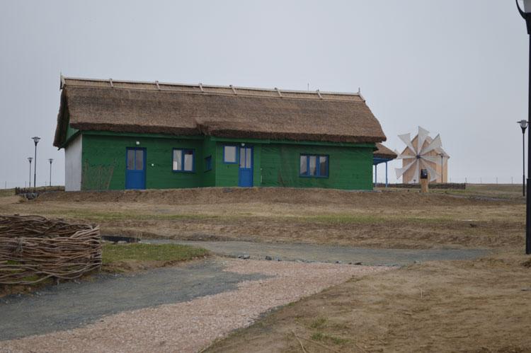 S-a inaugurat Satul pescăresc din Tulcea