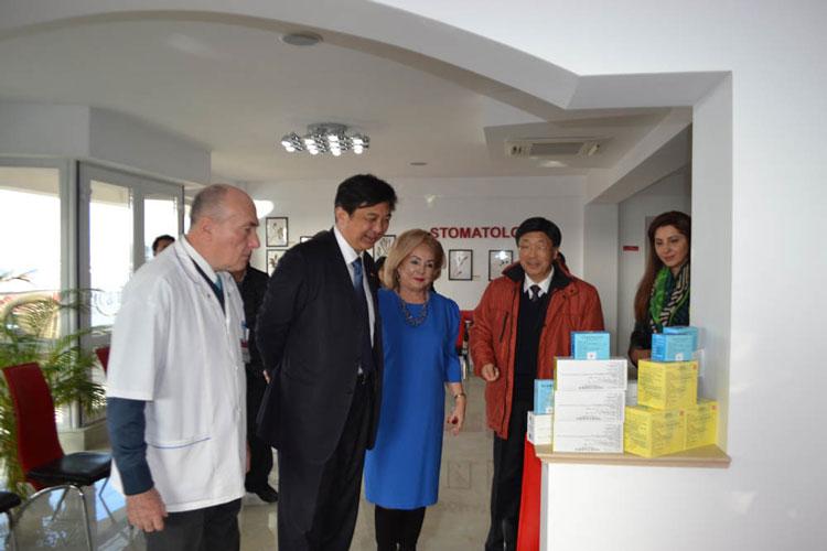 Reprezentanţi ai Municipalităţii din Suzhou, în vizită oficială la Tulcea