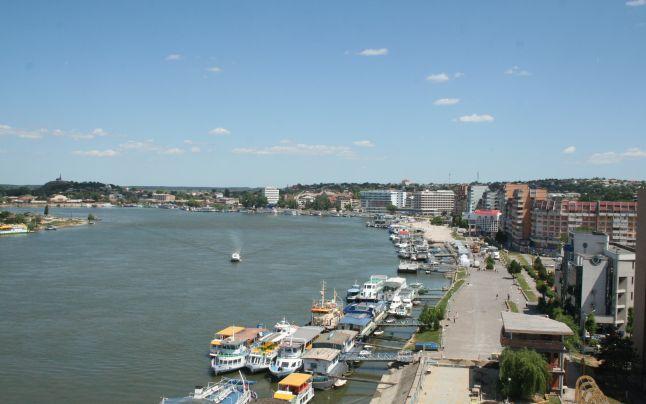 Transportul naval în Delta Dunării, în pericol de a fi blocat