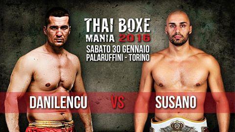 Tulceanul Lucian Danilencu luptă pentru titlul mondial cu portughezul Bruno Susano