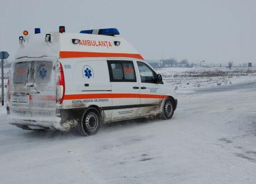 Un bărbat a fost găsit decedat în propria casă, din cauza frigului