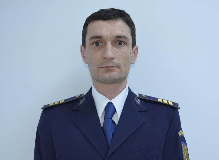 Un subofiţer de la Poliţia de Frontieră Tulcea, decorat de preşedintele Iohannis