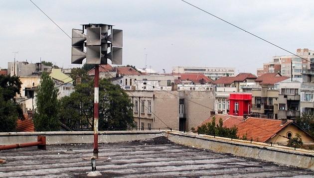 Cele 12 sirene de alarmare a populaţiei din municipiu, testate săptămâna viitoare