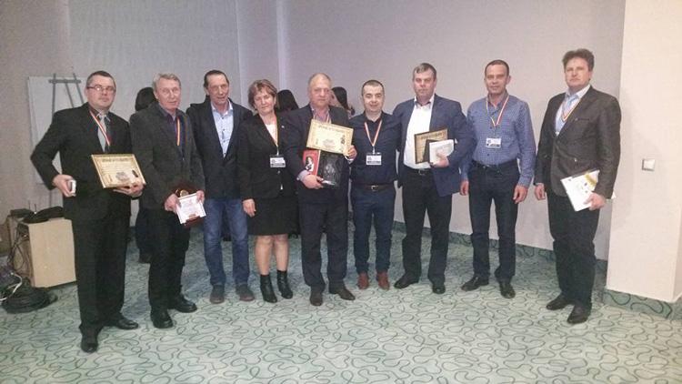 Edili din Tulcea, laureaţi la Adunarea Generală a ACoR