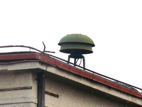 Nu intraţi în panică! Toate sirenele de alarmare a populaţiei din municipiu vor fi verificate astăzi