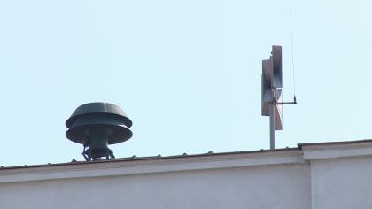 Sirenele de alarmare a populaţiei din municipiu, numai bune de înlocuit