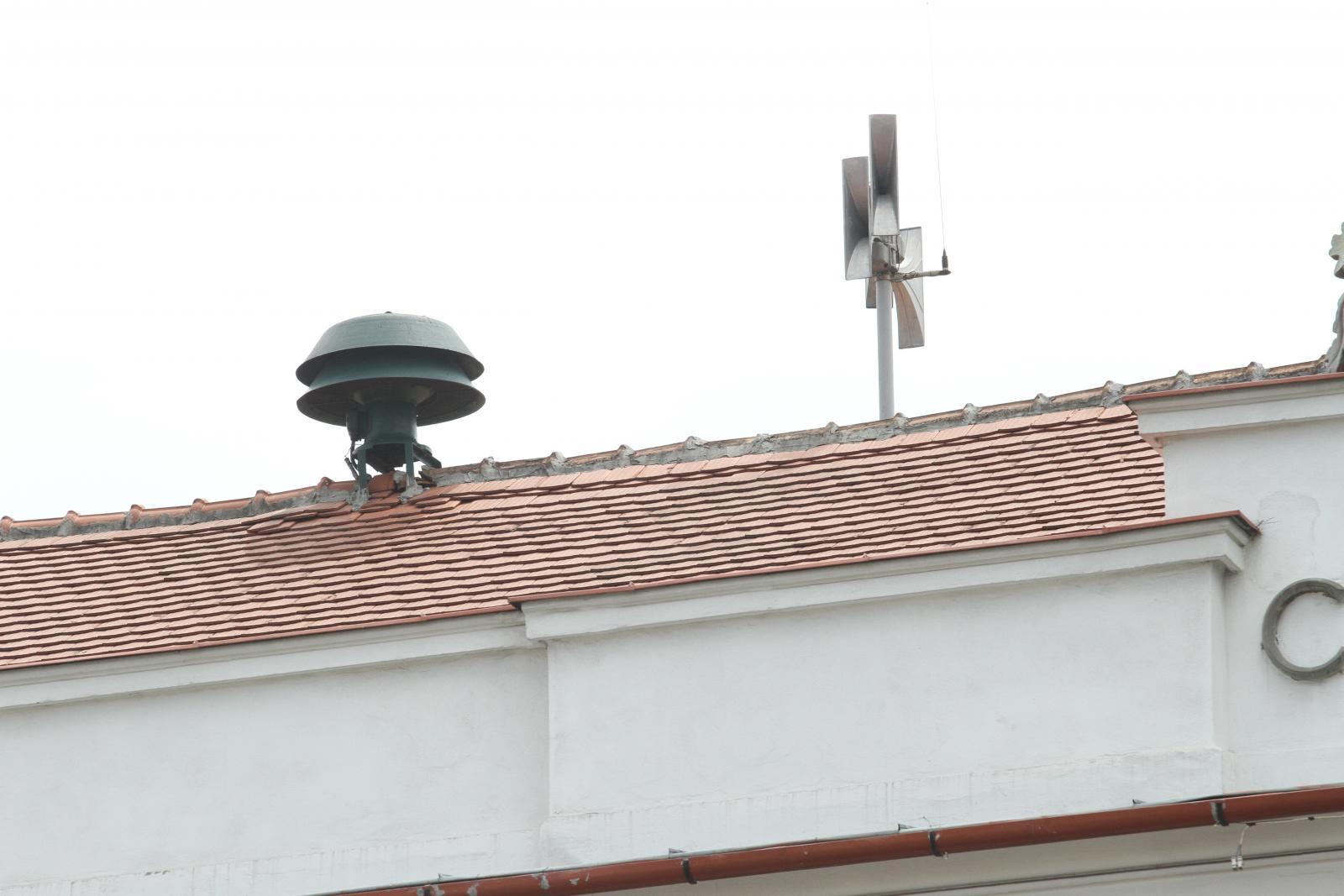 Toate cele 12 sirene de alarmare a populaţiei din municipiu sunt funcţionale