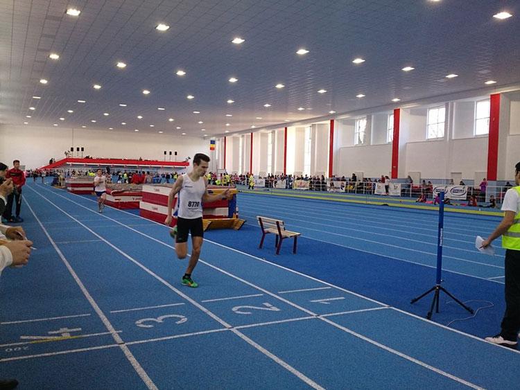 Tulceanul George Bulgaru, recorduri personale la campionatul naţional