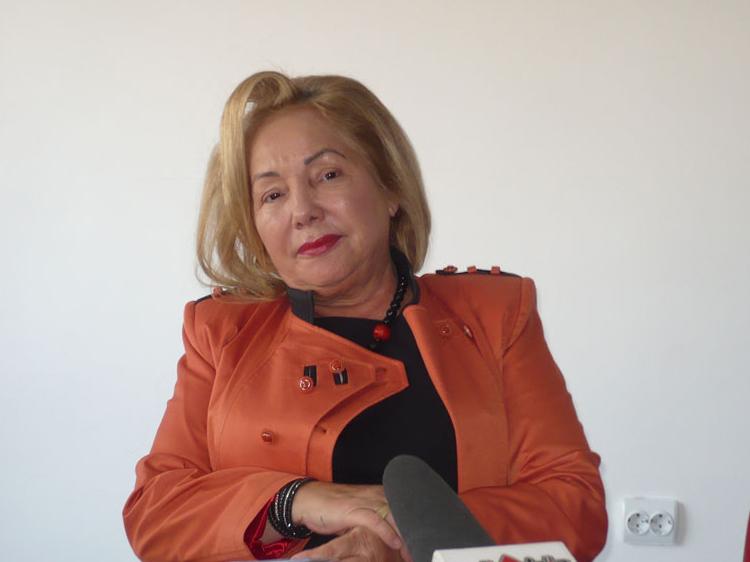 Dr. Emilia Stamate a obţinut un nou mandat în fruntea Colegiului Medicilor