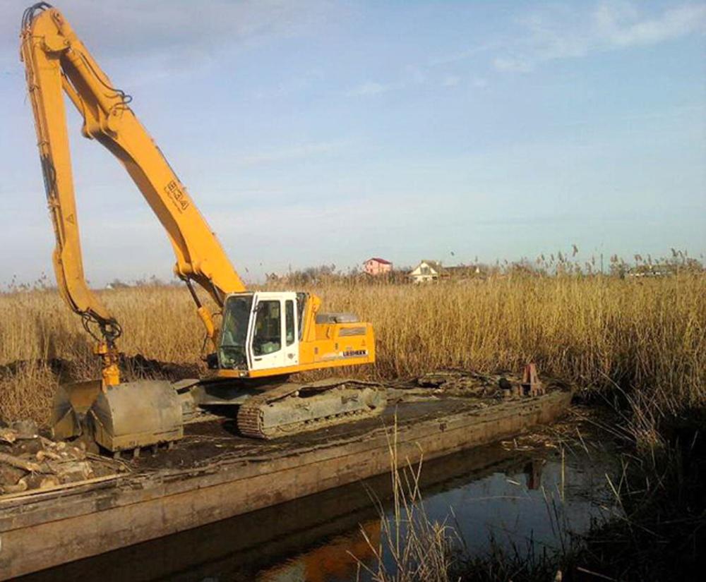 FOPDD cere jumătate din bugetul ITI pentru desfundarea deltei