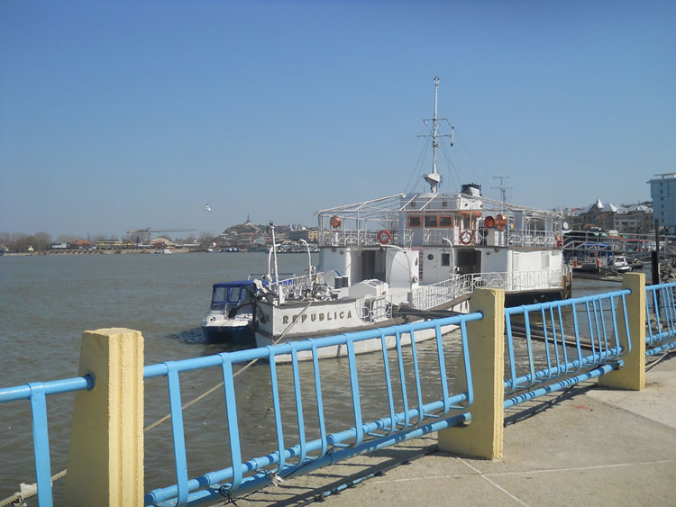 În acest an, Nava – tezaur Republica va deveni Muzeul Marinei Fluviale Române
