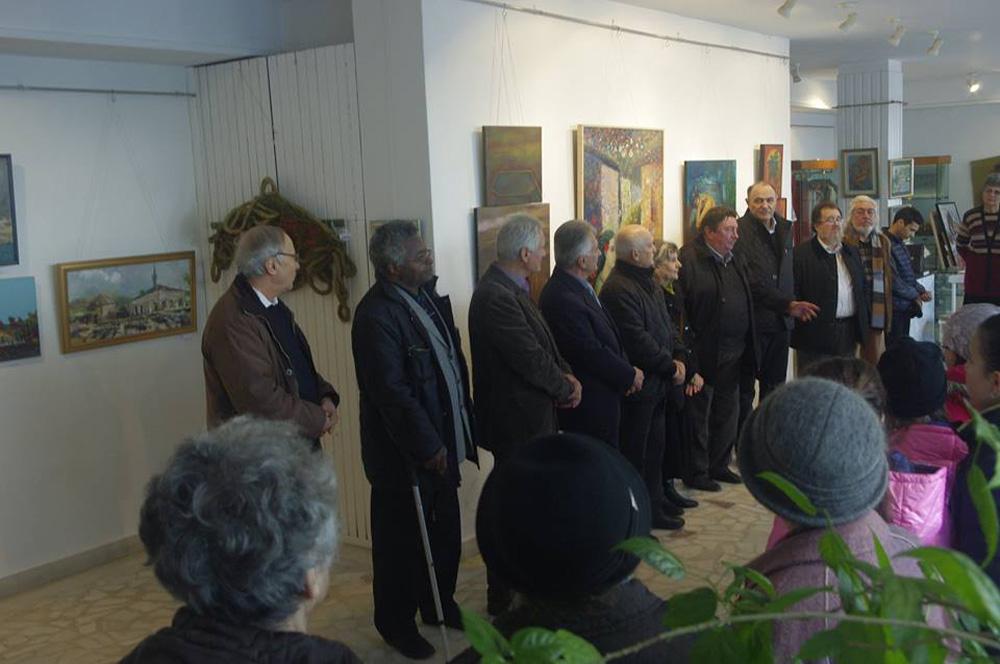 """""""Salonul de primăvară"""", vernisat la Galeriile UAP din municipiu"""