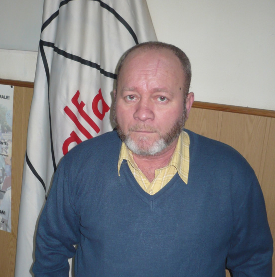 Tulceanul Mihail Stoica, ales vicepreşedinte al Federaţiei Sindicatelor Trans-Conex