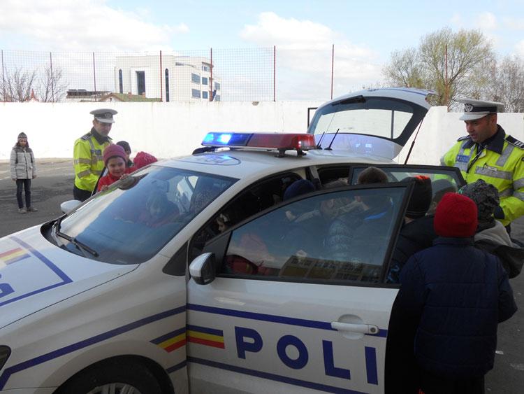 Ziua Poliţiei Române, sărbătorită şi de poliţiştii tulceni