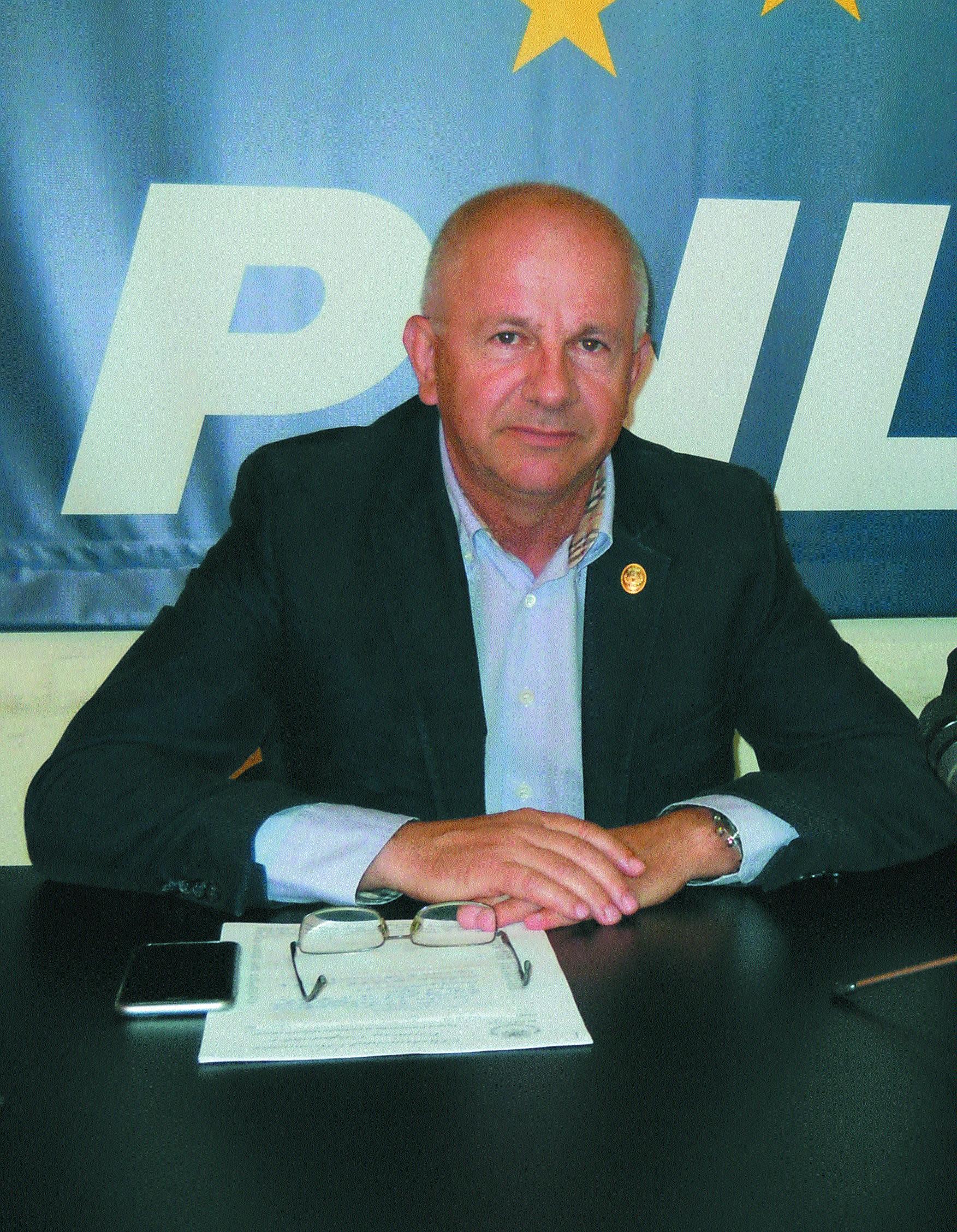 Deputatul Vasile Gudu, validat drept unic preşedinte al PNL Tulcea