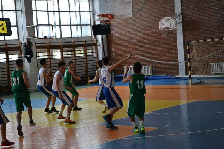 Echipa U18 de la CSS Tulcea a preluat şefia în clasament după victoria cu Viitorul Cluj