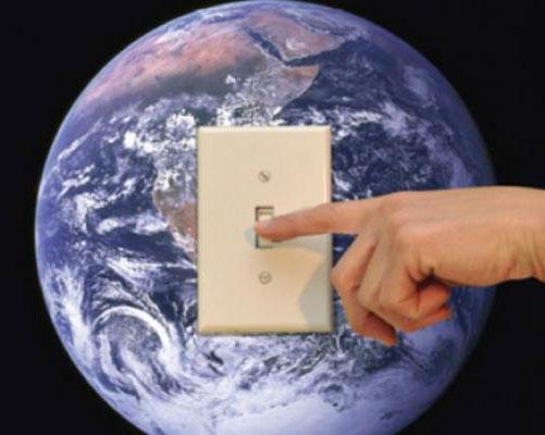 """Municipiul nostru, pentru a opta oară consecutiv parte a venimentului global """"Ora Pământului"""""""