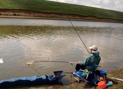 Scumpirea de cinci ori a permiselor de pescuit sportiv eliberate de ANPA nu-i va afecta pe tulceni